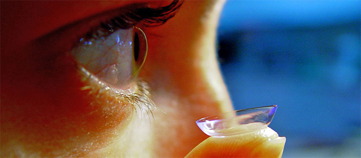 Contact Lenses in Wilmington