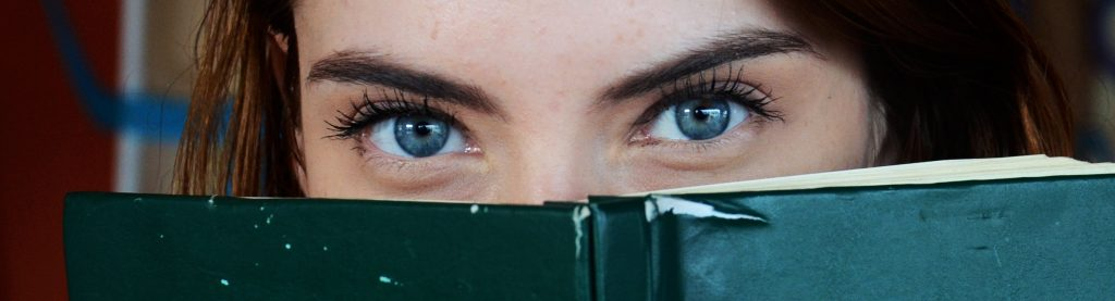 Picture of eyes.